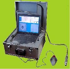 ブリネル用圧痕自動測定装置