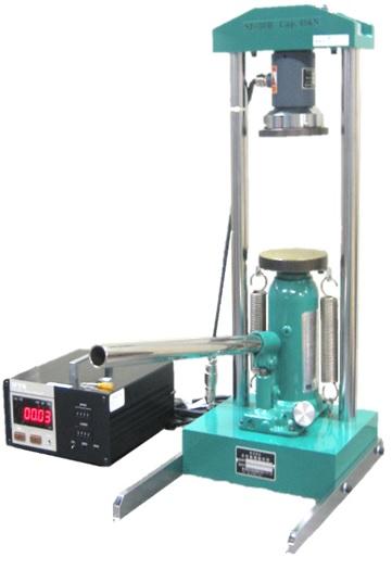 MKS卓上型圧縮試験機(本体)